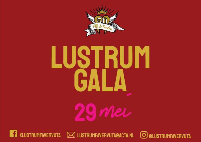 Lustrum Gala der Favervuta
