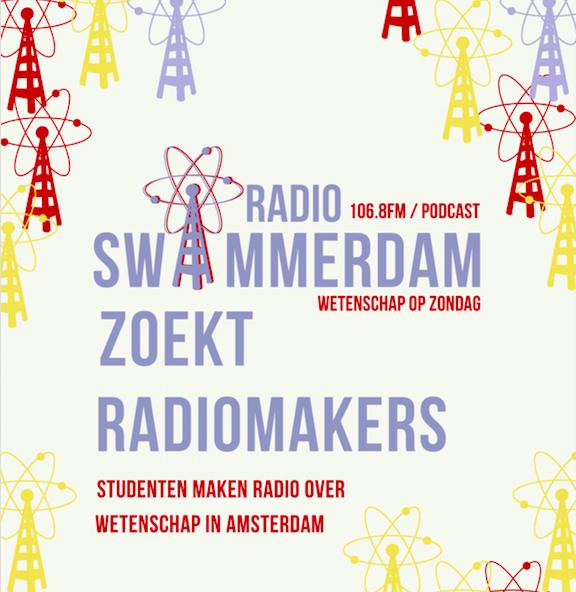Radio Swammerdam zoekt nieuwe redactieleden voor 2021/2022!