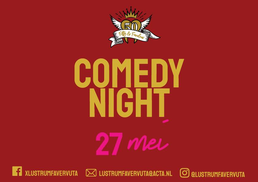 Lustrum Comedy Night