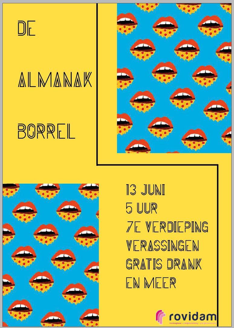 De Almanak Borrel